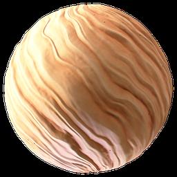 Thumbnail: Stylized Sand