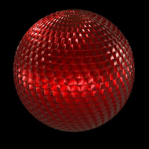 Thumbnail: Carlight shingle chrome red
