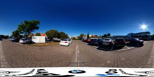 Car Parking Spot Hechtsheim HDRI