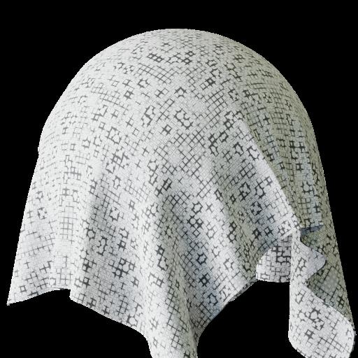 Thumbnail: Fabric procedural voronoi 11