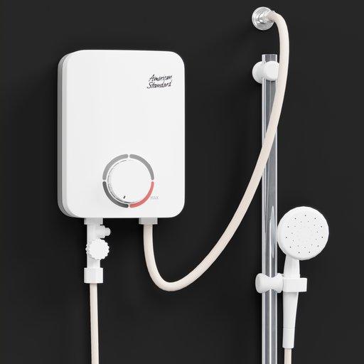 Shower Water Heater