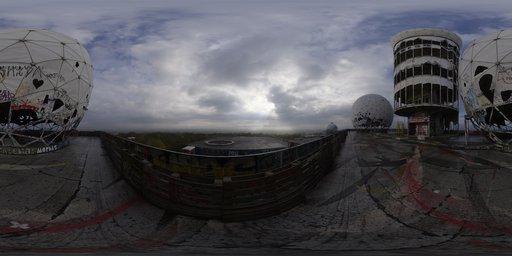 Teufelsberg Roof