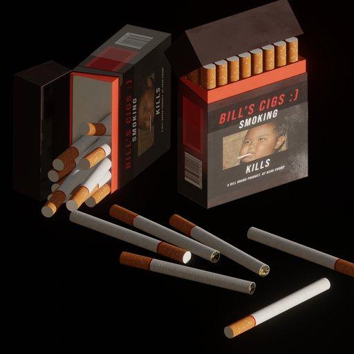 Thumbnail: Cigarette Pack