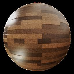 Thumbnail: Glossy wooden floor