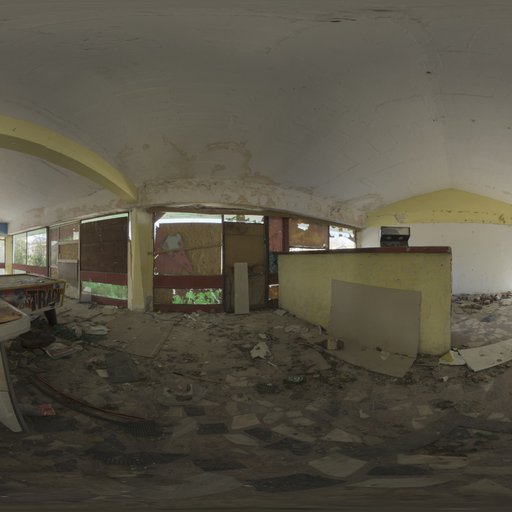 Abandoned Games Room 02