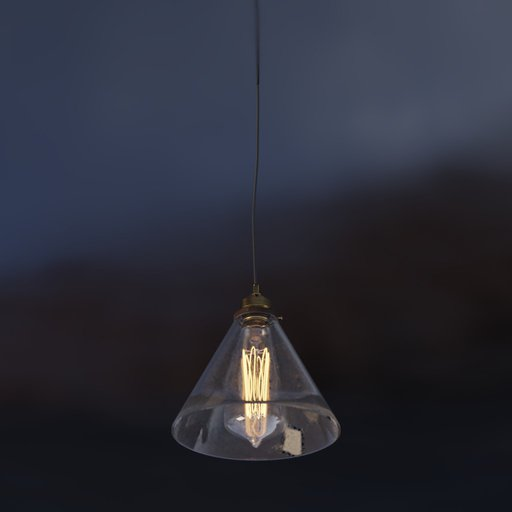 Thumbnail: Bulb lamp industrial