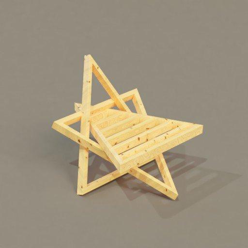 Thumbnail: Meditation chair