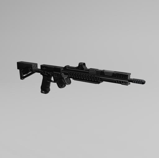 Space Marine Rifle