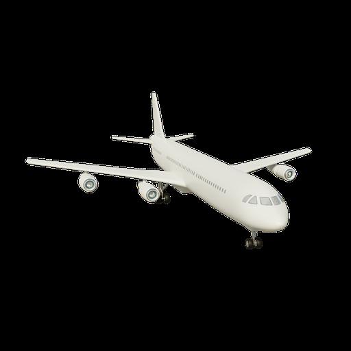 Long-range passenger aircraft 405-FLA