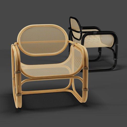 Thumbnail: Marte Lounge Chair