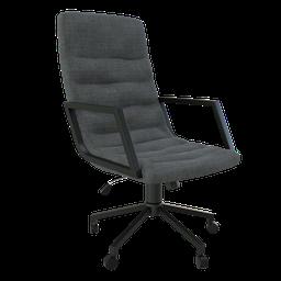Thumbnail: Estelle Desk Swivel Chair