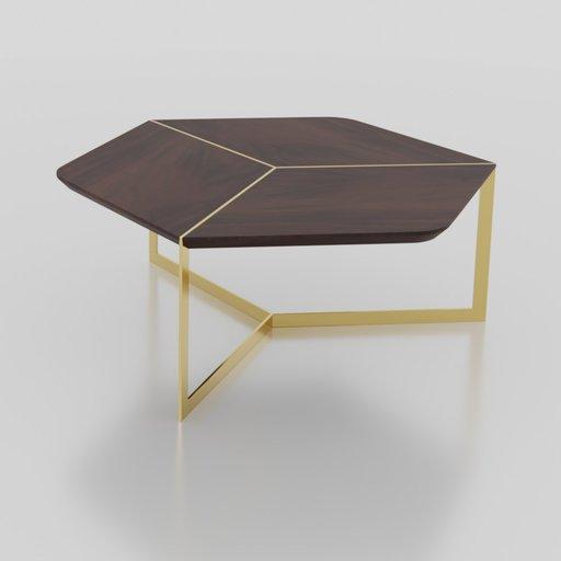 Par Perfeito coffee table