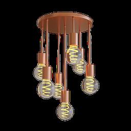 Thumbnail: Round plafon agni