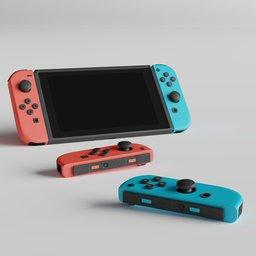 Thumbnail: Nintendo Switch
