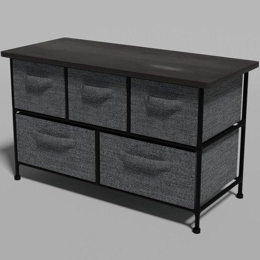 Thumbnail: Storage Drawers