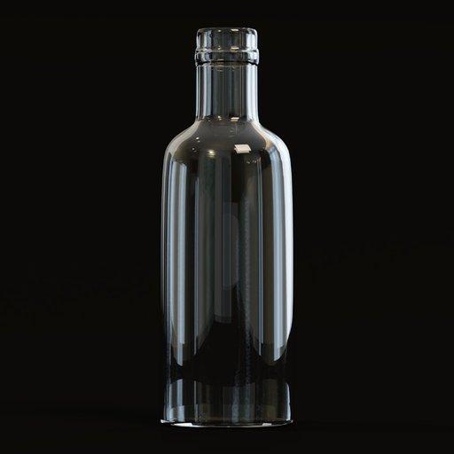 Empty bottle 50 ml