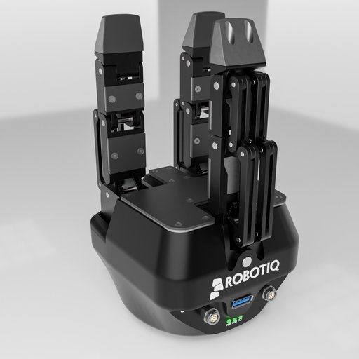 ROBOTIQ Adaptive 3-finger robot gripper