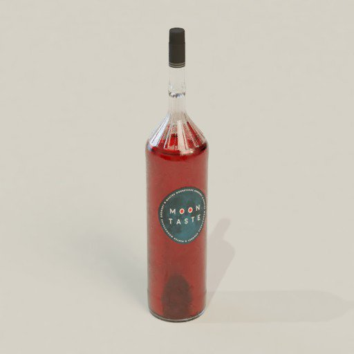 Thumbnail: Moontaste Wine Bottle