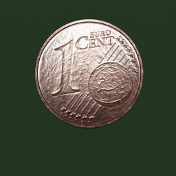 Thumbnail: Euro Coin, 1 cent