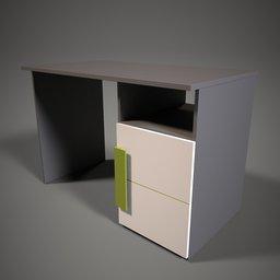 Thumbnail: bedroom desk