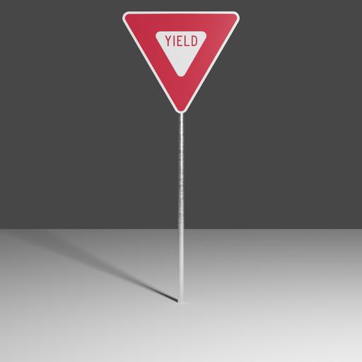 Thumbnail: Give way sign