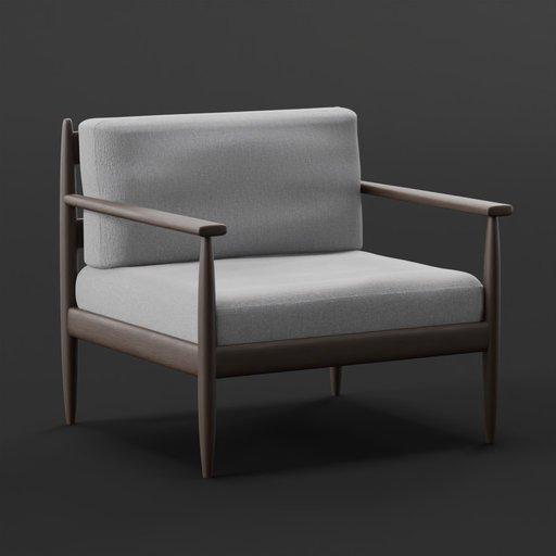 Thumbnail: Mid-century Armchair
