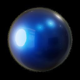 Thumbnail: Blue Car Paint