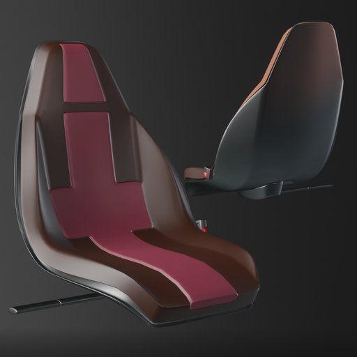 Thumbnail: Concept styled seat 1
