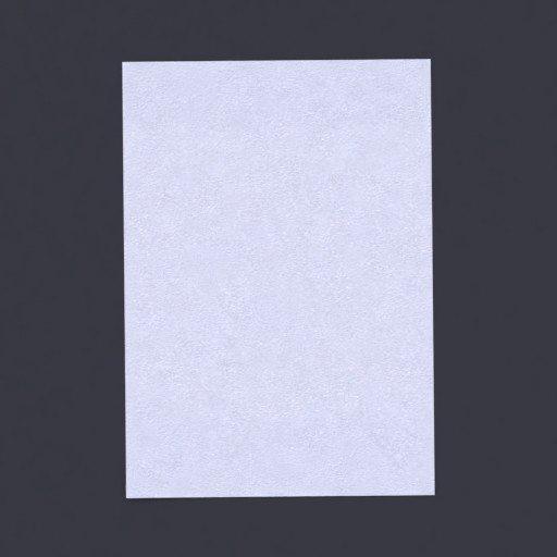 Thumbnail: A4 paper sheet