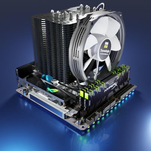 ASUS ROG STRIX X470-I Gaming-Motherboard.