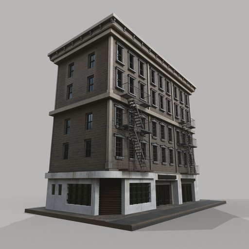 Thumbnail: Classic Apartment Building 1