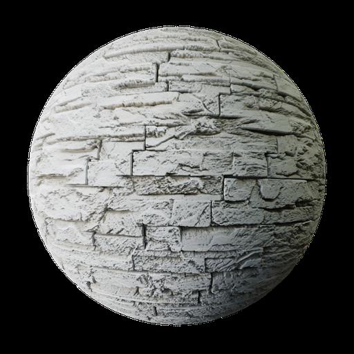 Stone Brick Wall 4k