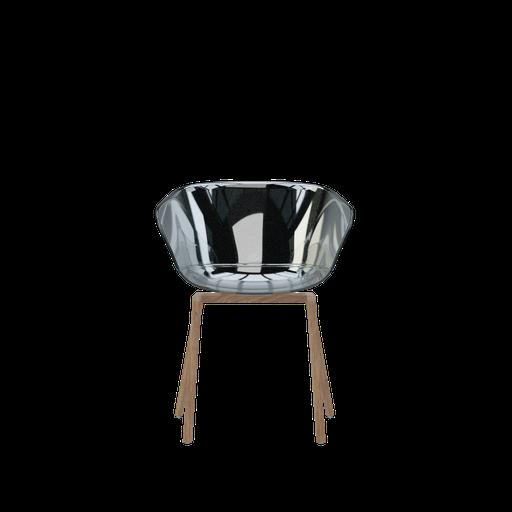 Thumbnail: Clear chair