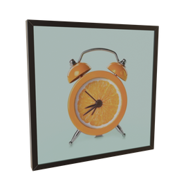 Thumbnail: Painting  CLOCK WORK ORANGE