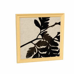 Thumbnail: Wall Picture eith Leafs