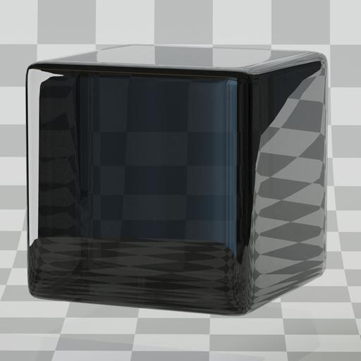 Thumbnail: Glass dark