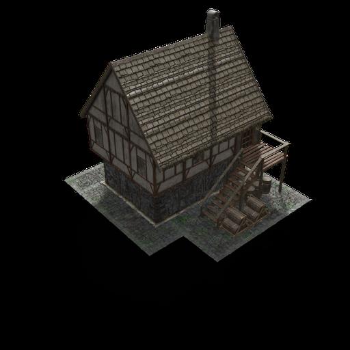 Thumbnail: Fantasy house