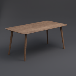 Thumbnail: Wooden table