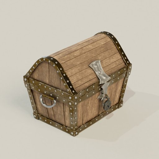 Thumbnail: Treasure Chest