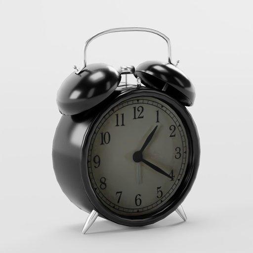 Thumbnail: Clock alarm dekad