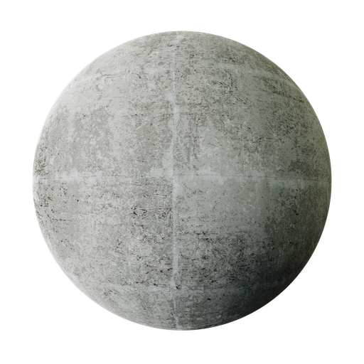 Concrete Panels CAMP - exposed  / dirt