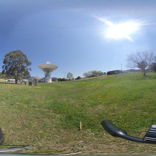 Australia Satellite dishes