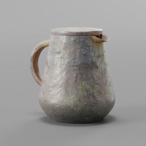 Thumbnail: Teapot exteria