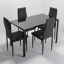 Thumbnail: Dinning Table Set