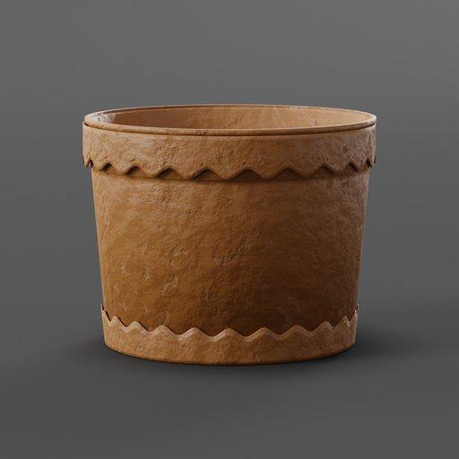 Thumbnail: Garden pot