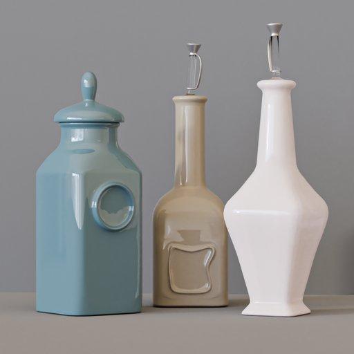 KITCHEN SET 04 - Porcelain Decor