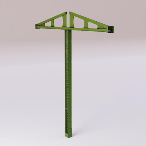 Modular Pillar Roof Support