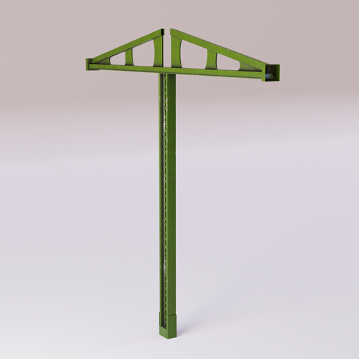 Thumbnail: Modular Pillar Roof Support