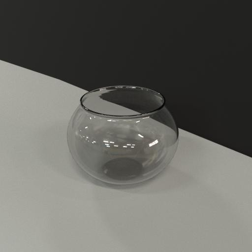 Thumbnail: Glass Vase
