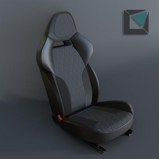 Thumbnail: Kamiq front seat